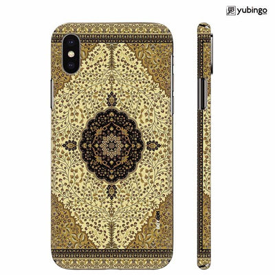 Turkish Carpet Back Cover for Apple iPhone X