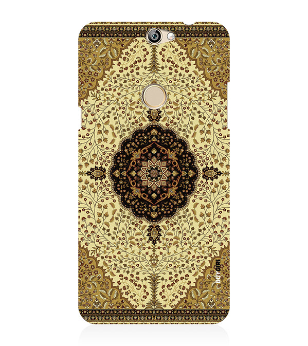 Turkish Carpet Back Cover for Coolpad Max
