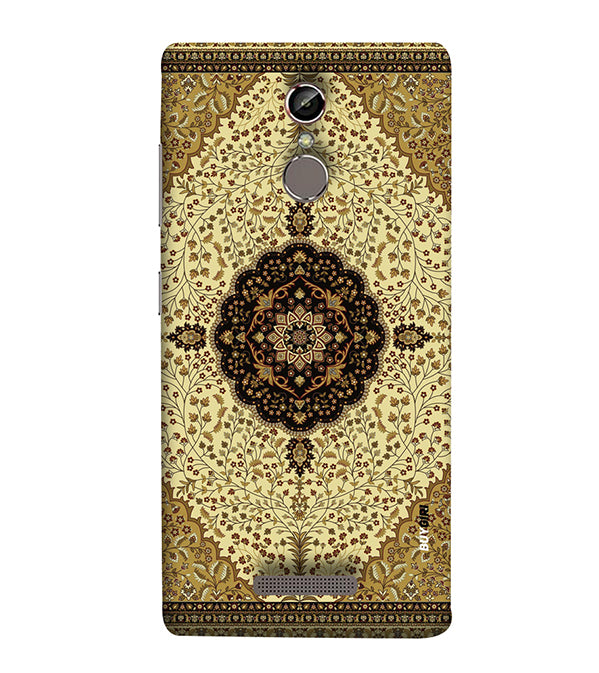 Turkish Carpet Back Cover for Gionee Elife S6S