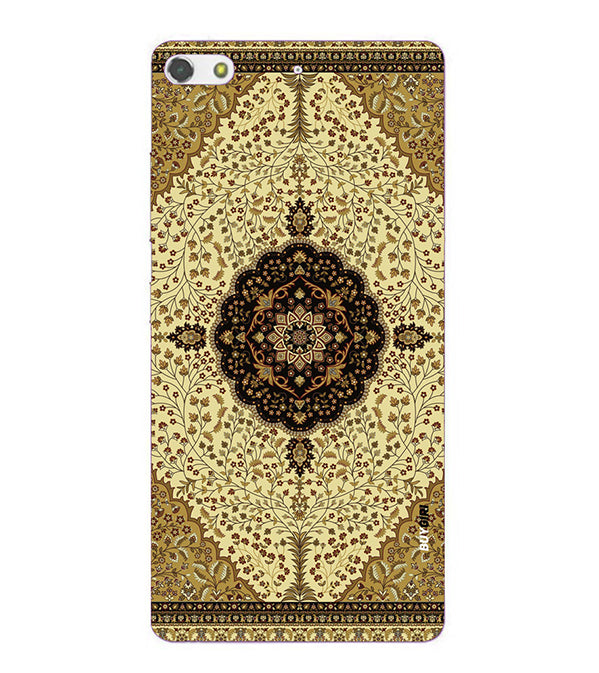 Turkish Carpet Back Cover for Gionee Elife S7
