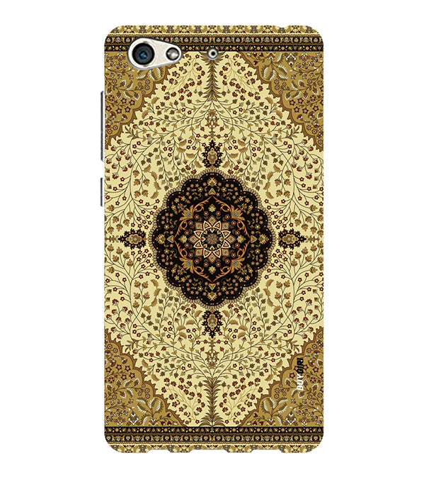 Turkish Carpet Back Cover for Gionee S10