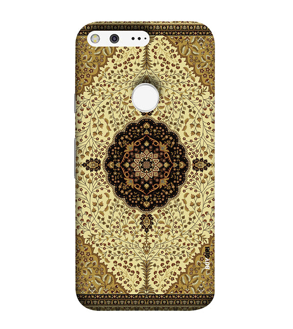 Turkish Carpet Back Cover for Google Pixel