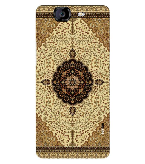 Turkish Carpet Back Cover for Micromax A350 Canvas Knight