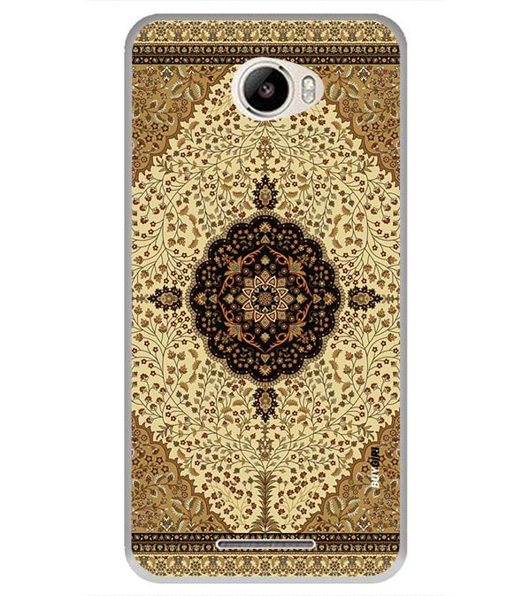 Turkish Carpet Back Cover for Intex Intx Trend Lite