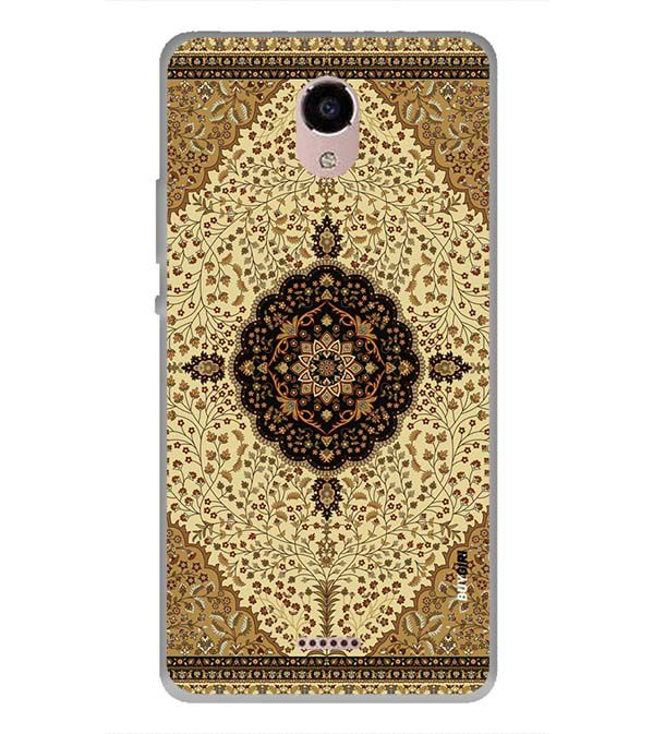 Turkish Carpet Back Cover for Panasonic Eluga RayX