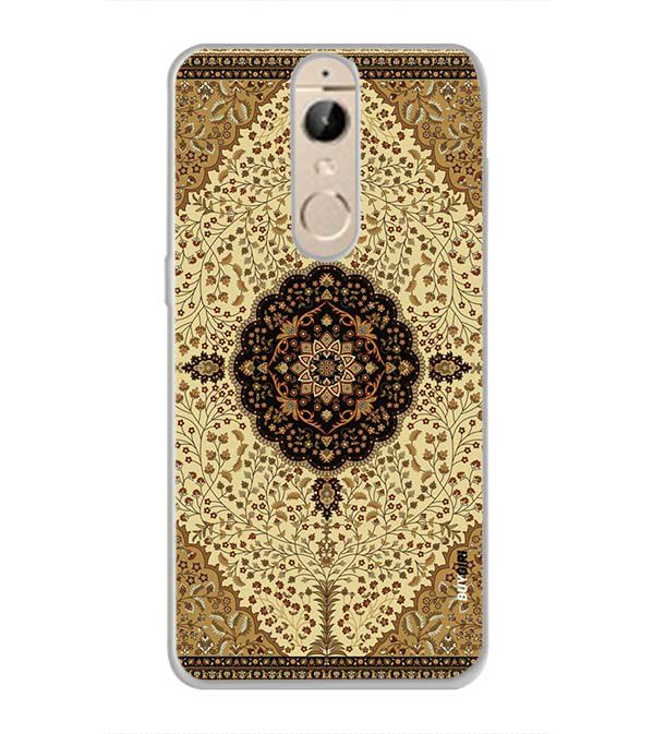 Turkish Carpet Back Cover for Panasonic Elugaa I9