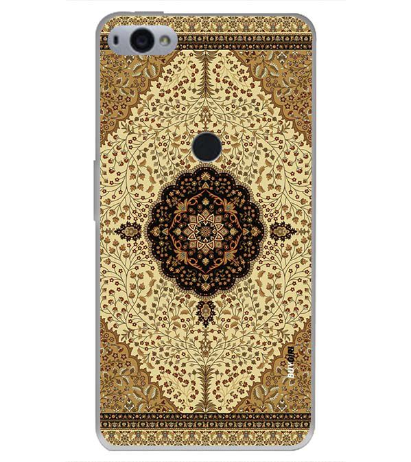 Turkish Carpet Back Cover for Smartron SRT Phone