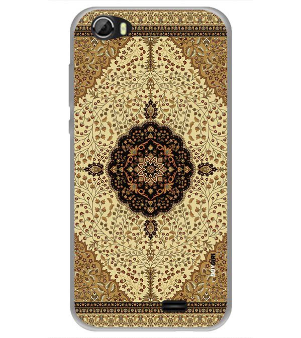 Turkish Carpet Back Cover for Videocon Krypton 22 Plus