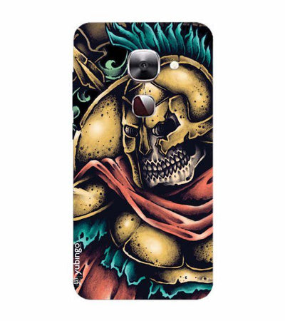 Undead Spartan Back Cover for LeEco Le 2s
