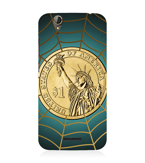 US Dollar Back Cover for Acer Liquid Zade 630