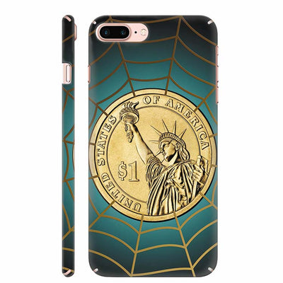US Dollar Back Cover for Apple iPhone 8 Plus
