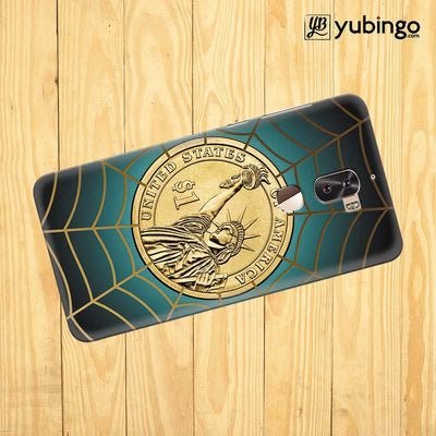 US Dollar Back Cover for Coolpad Cool 1-Image3