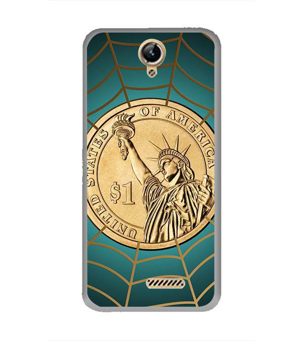 US Dollar Back Cover for Lephone W10