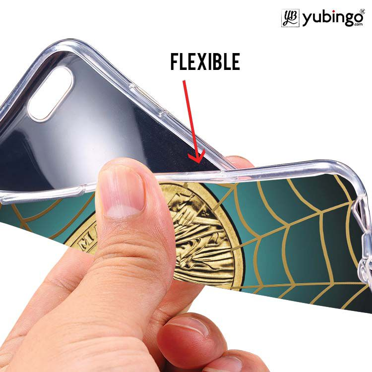 US Dollar Soft Silicone Back Cover for LYF Flame 5