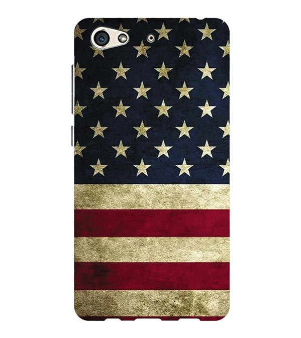 US Flag Theme Back Cover for Gionee S10