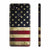 US Flag Theme Back Cover for Google Pixel 2 XL (6 Inch Screen)