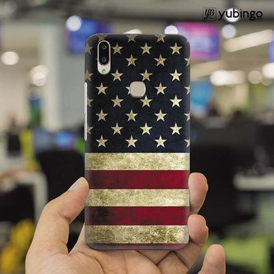 YuBingo - Buy US Flag Theme High Quality Case for Vivo V9 in