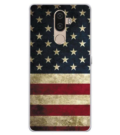 Nation Lover Collection Back Cover for Lenovo K8 Note