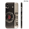 Vintage Camera Back Cover for Apple iPhone X