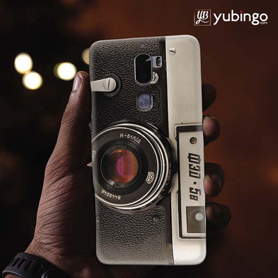 Vintage Camera Back Cover for Coolpad Cool 1-Image2