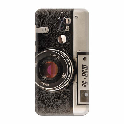 Vintage Camera Back Cover for Coolpad Cool 1