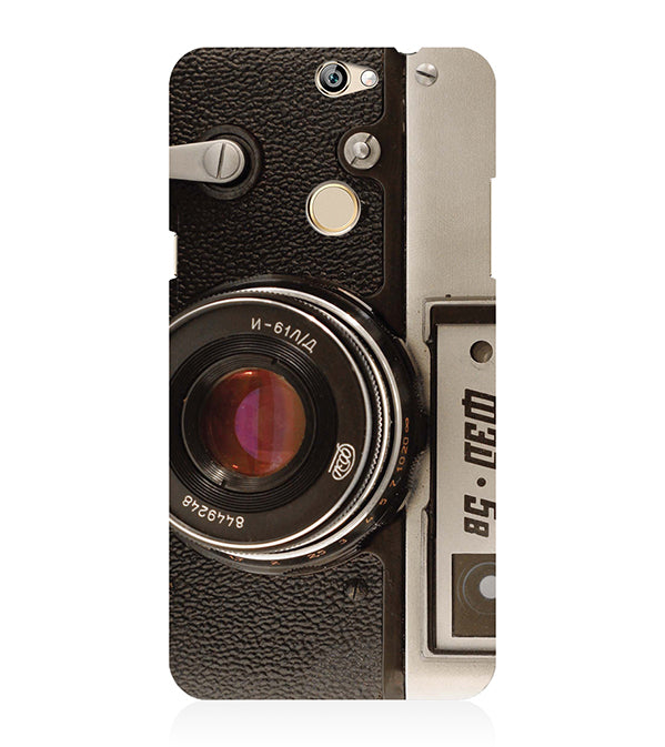 Vintage Camera Back Cover for Coolpad Max