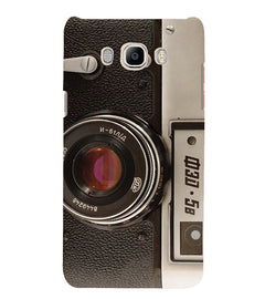 Vintage Camera Back Cover for Samsung Galaxy J5 (6) 2016