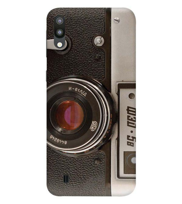 Vintage Camera Back Cover for Samsung Galaxy M10