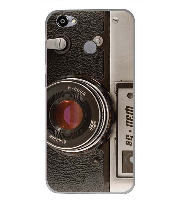 Vintage Camera Back Cover for Smartron TPhone (P)