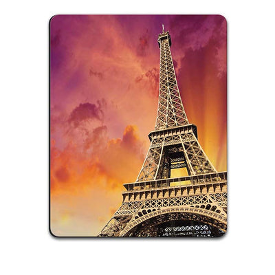 Visiting The Monuments Mouse Pad