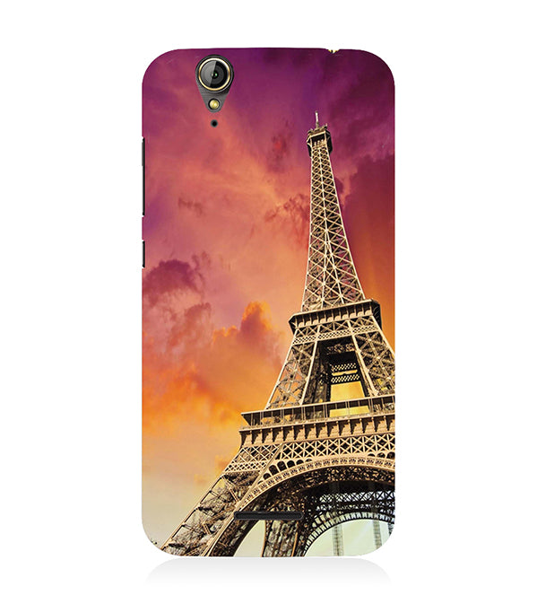 Visiting The Monuments Back Cover for Acer Liquid Zade 630