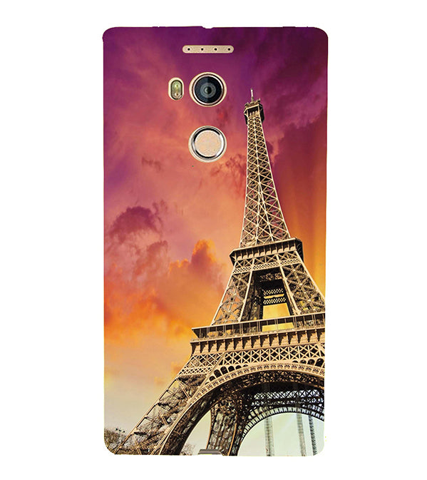 Visiting The Monuments Back Cover for Gionee Elife E8