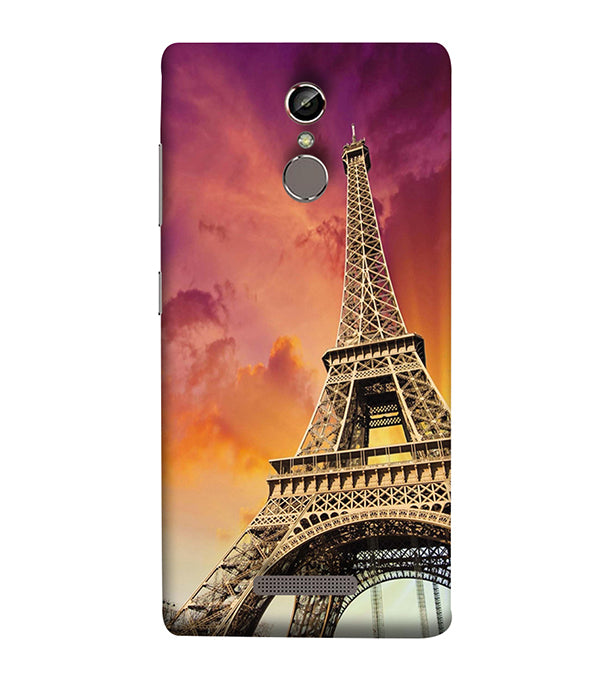 Visiting The Monuments Back Cover for Gionee Elife S6S