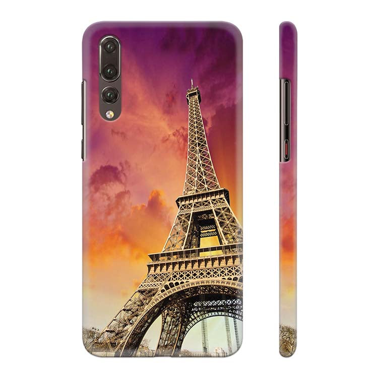 Visiting The Monuments Back Cover for Huawei P20 Pro