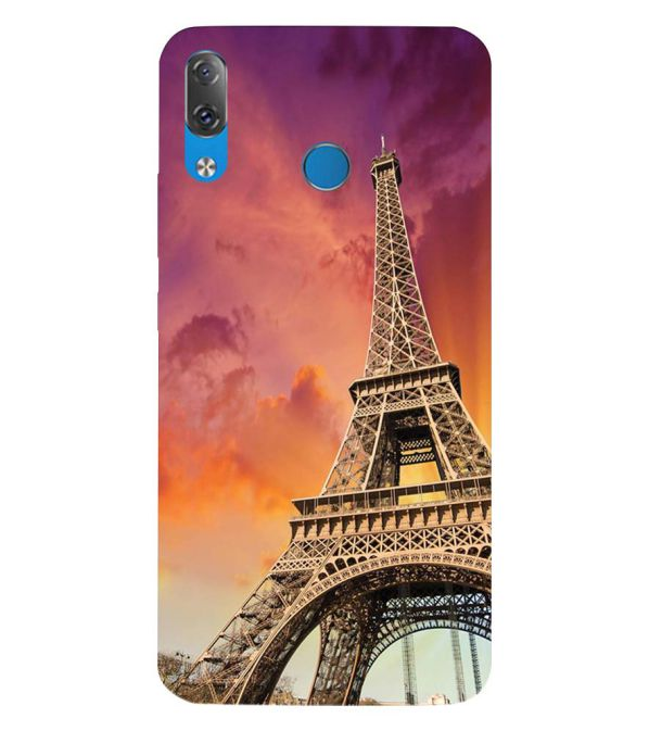 Visiting The Monuments Back Cover for Lenovo Z5