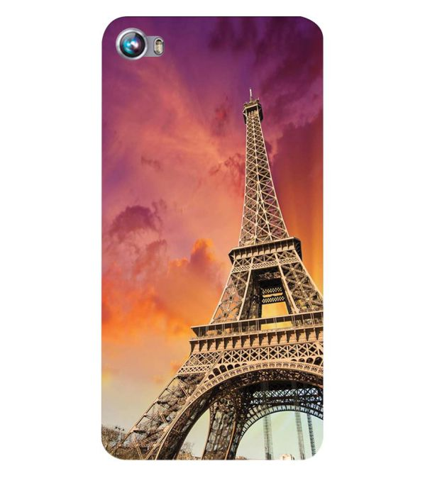 Visiting The Monuments Back Cover for Micromax Canvas Fire 4 A107