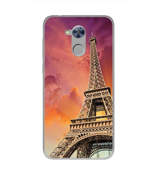 buy popular 6350b ae58b Visiting The Monuments Soft Silicone Back Cover for Huawei Honor Holly 4  Plus