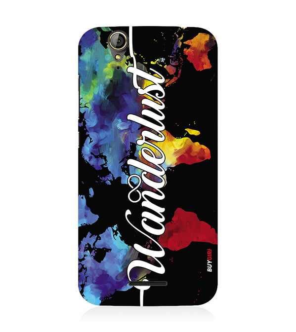 Wanderlust Back Cover for Acer Liquid Zade 630