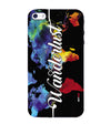 Wanderlust Back Cover for Apple iPhone 4 : 4S