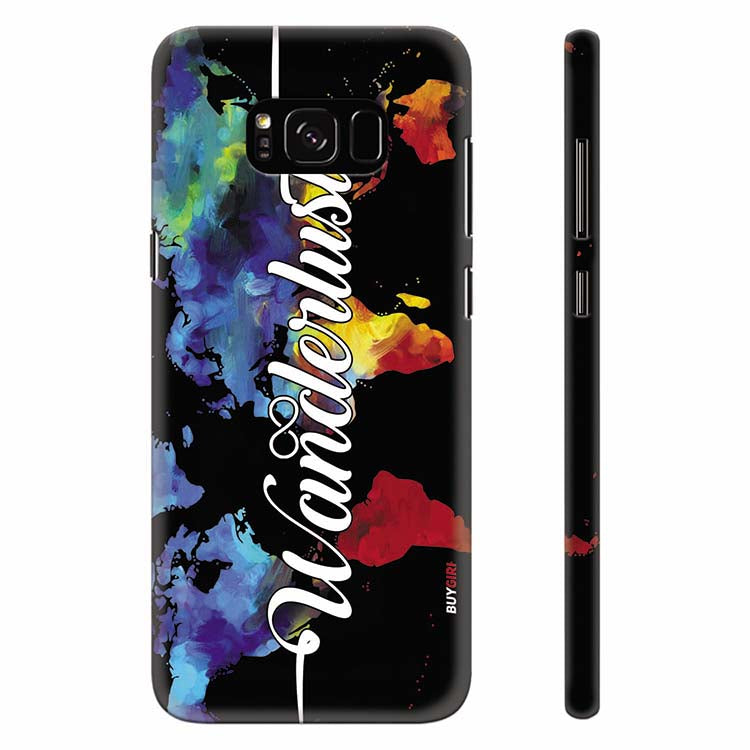 Wanderlust Back Cover for Samsung Galaxy S8