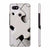 White Stylish Puzzle Back Cover for Google Pixel 2 XL (6 Inch Screen)