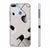 White Stylish Puzzle Back Cover for Huawei Honor 9 Lite