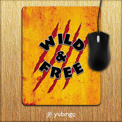 Wild and Free Mouse Pad-Image2