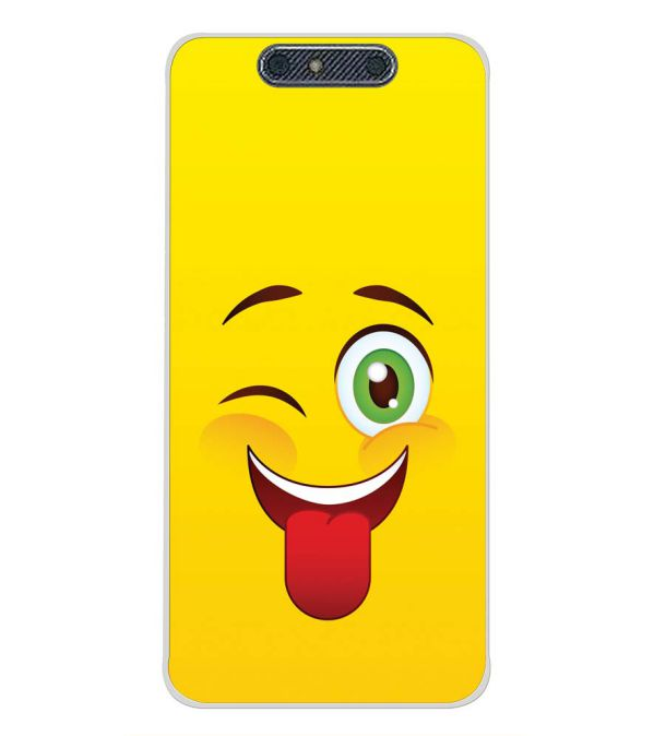 Winkey Smylie Back Cover for Micromax Dual 4 E4816-Image3