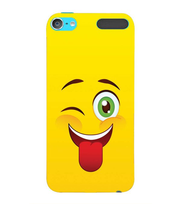 Winkey Smylie Back Cover for Apple iPod Touch 6