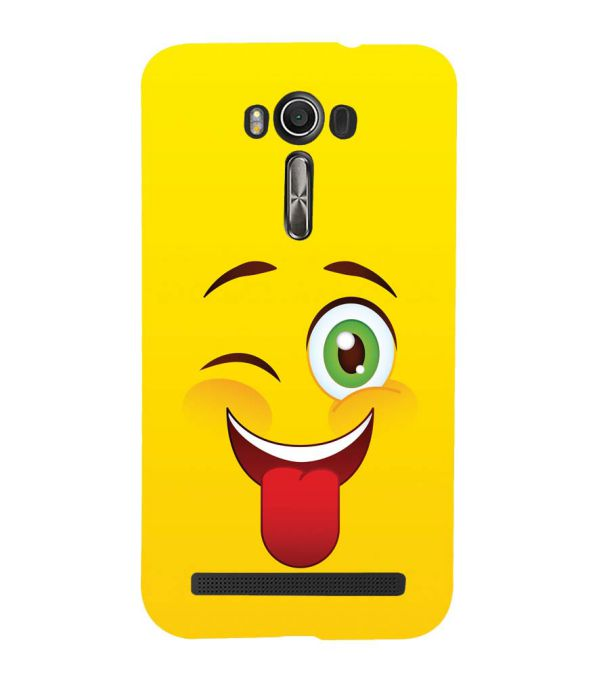 Winkey Smylie Back Cover for Asus Zenfone 2 Laser ZE550KL