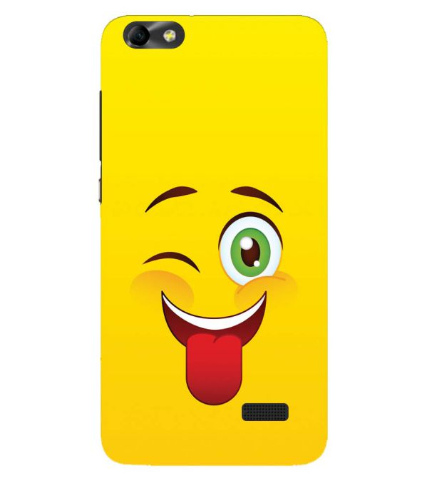 Winkey Smylie Back Cover for Huawei Honor 4C