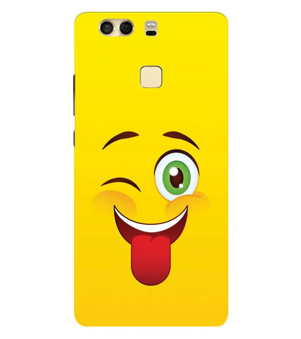 Winkey Smylie Back Cover for Huawei P9