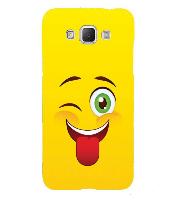 Winkey Smylie Back Cover for Samsung Galaxy Grand Max G720