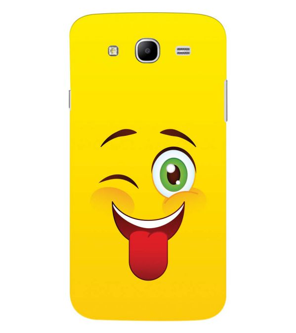 Winkey Smylie Back Cover for Samsung Galaxy Mega 5.8 I9150